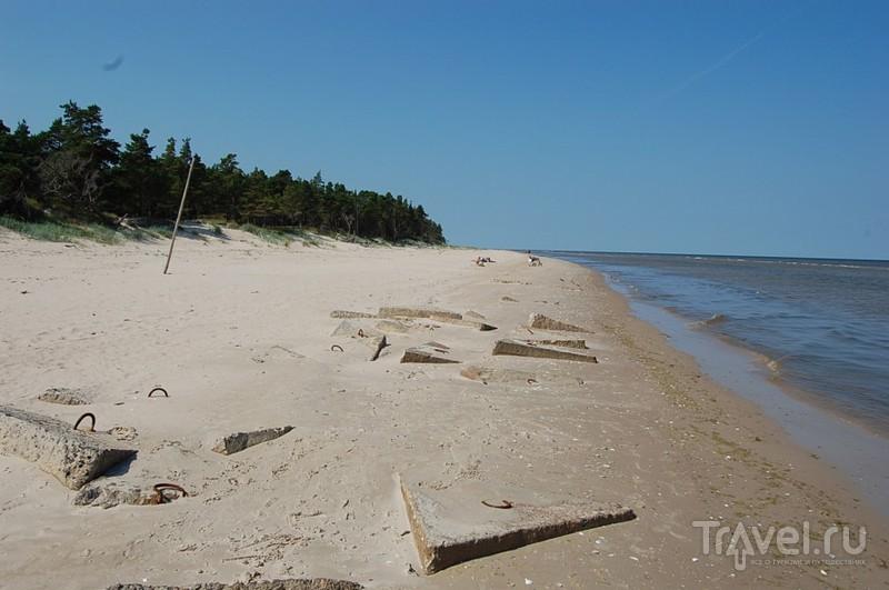Курземское побережье: Роя, Колка, Микельбака, Ирбене, Вентспилс / Фото из Латвии