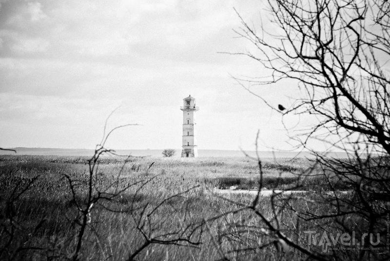 Краснодарский край. Коса Чушка / Россия
