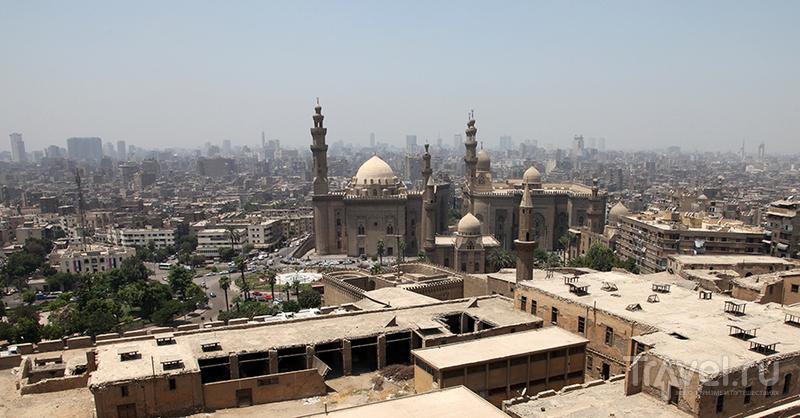 Каир - город контрастов / Египет