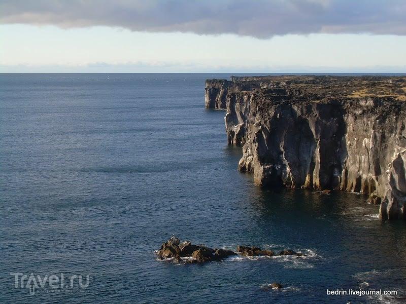 Полуостров Snæfellsnes / Исландия