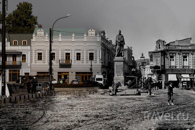 Тбилиси меж двух времен / Грузия