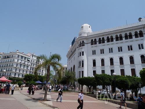 Алжир: Касба / Алжир