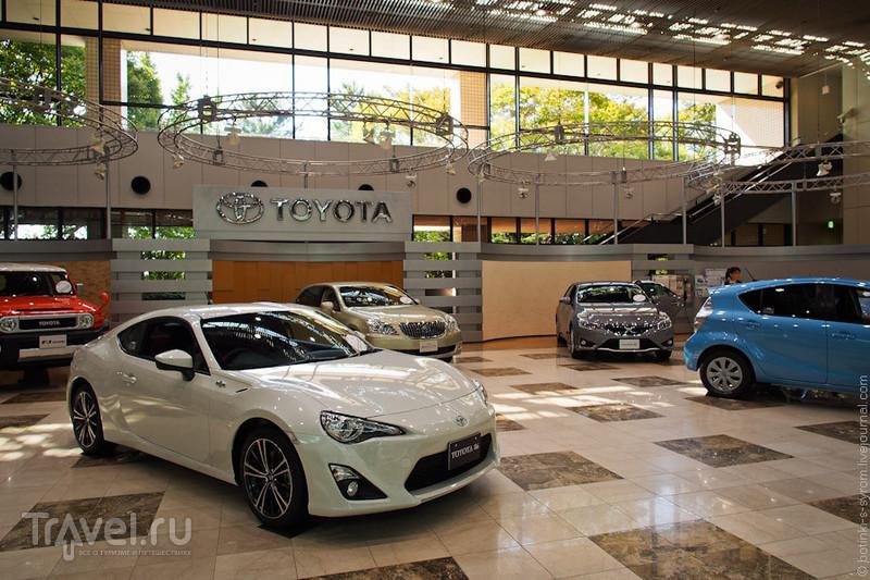 Музей Тойота / Япония