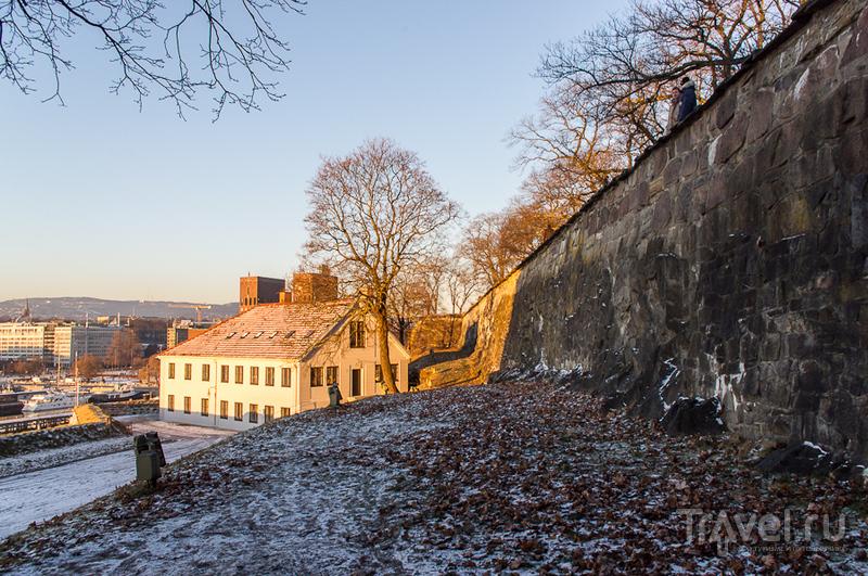 Крепость Акерсхус / Норвегия
