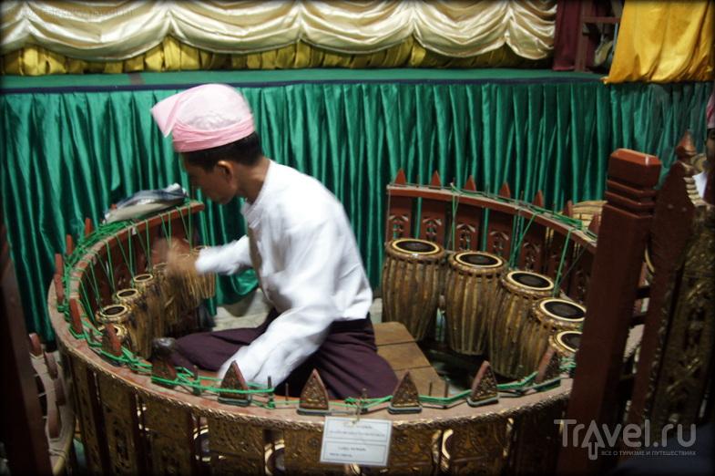 Mintha Theater / Мьянма