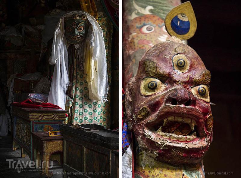 Ладакх: внутри буддистских храмов / Фото из Индии