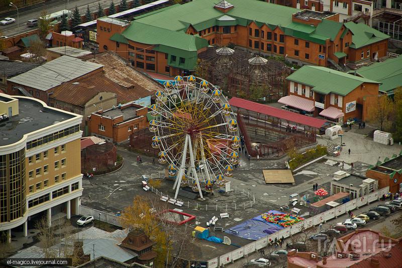 Екатеринбург туристический / Россия