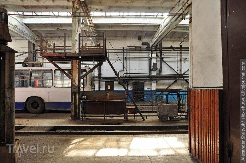 Тернополь и троллейбусы (ч. 1) / Украина