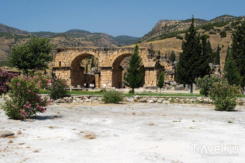 Иераполис - римский город-курорт / Турция