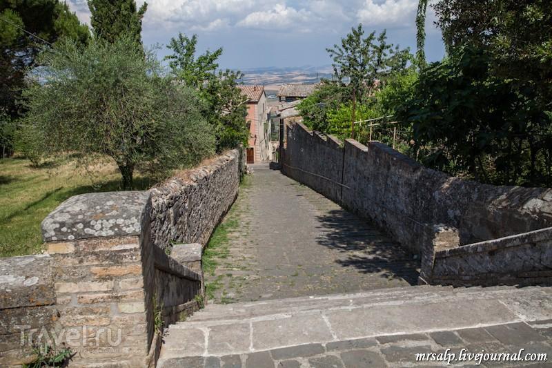Монтальчино / Италия