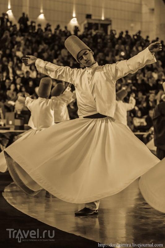 Фестиваль Шеб-и-Аруз в Конье / Турция