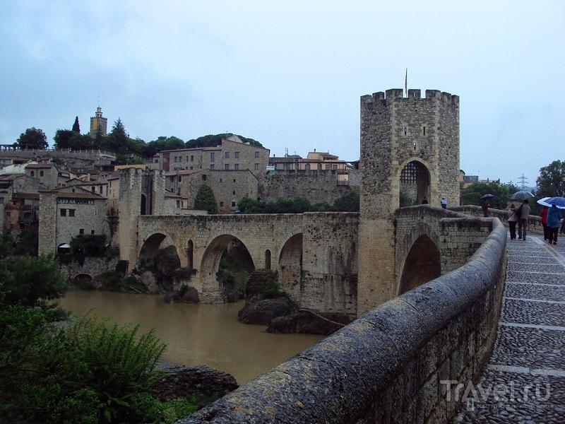 Однодневное путешествие по каталонским городкам и деревушкам... / Испания