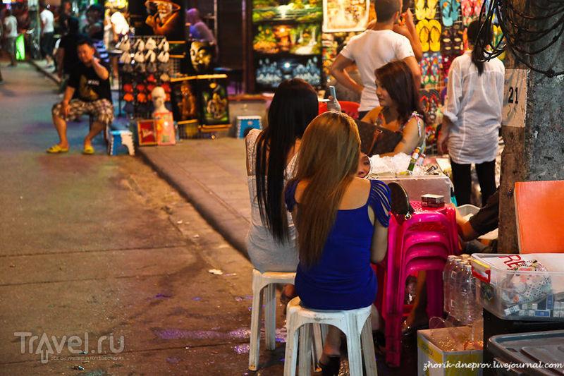 Страна улыбок 2. Ночная жизнь Патонга / Таиланд