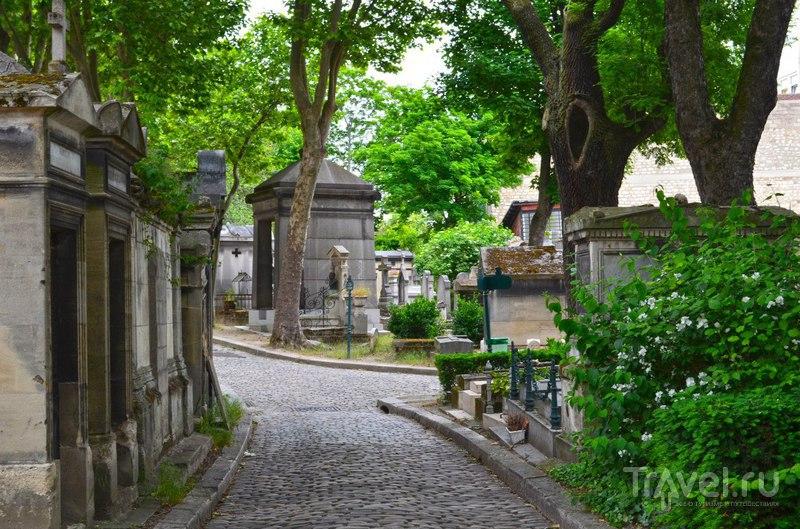 Кладбище Пер-Лашез (Париж) / Франция