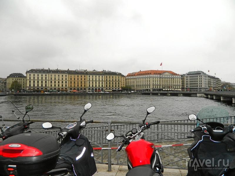Женева, часть 2 / Швейцария