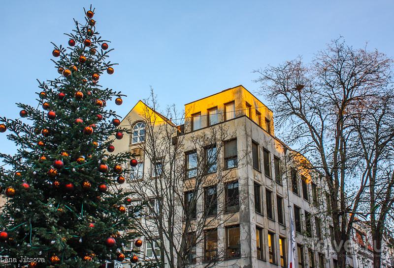 Рождественский Дюссельдорф / Германия