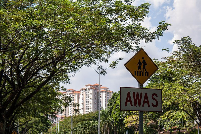 Путраджайя - мертвый живой город / Малайзия
