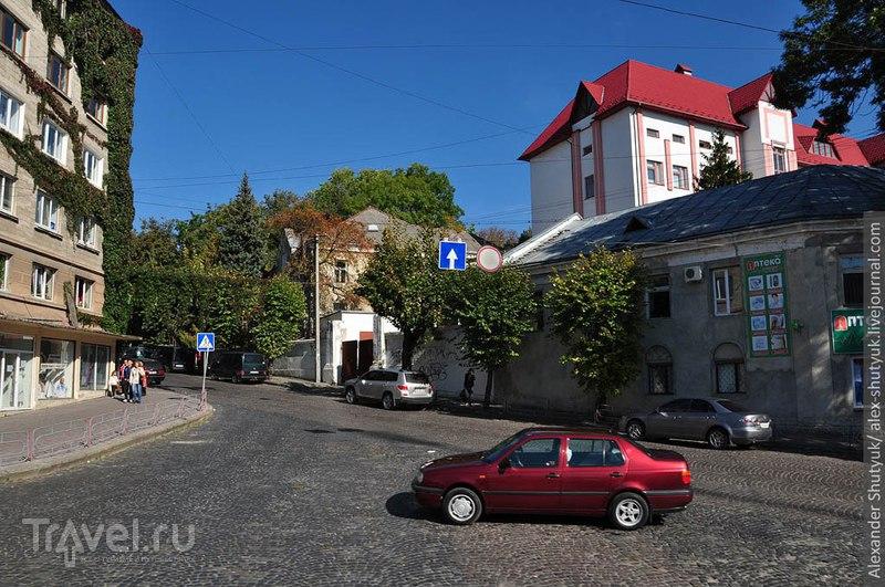 Тернополь и троллейбусы (ч. 2) / Украина