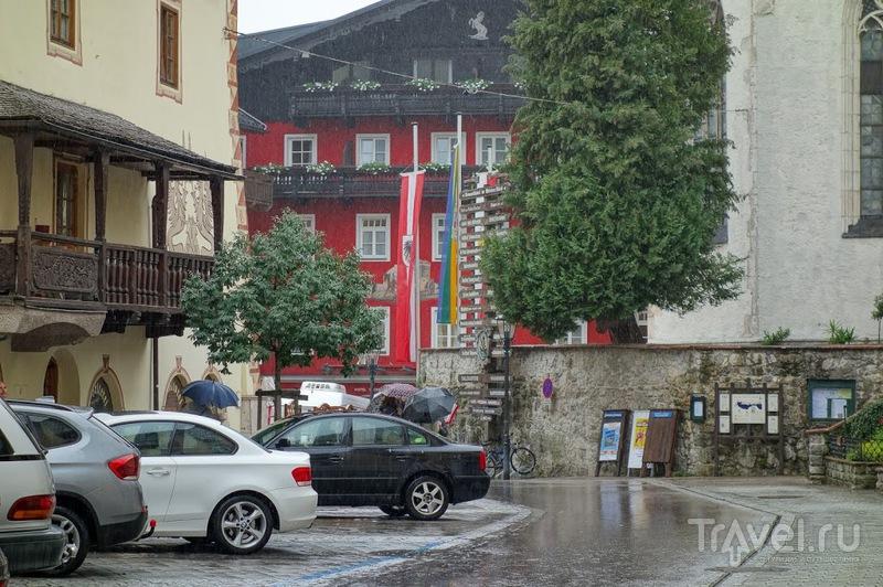 Санкт-Вольфганг-им-Зальцкаммергут / Фото из Австрии