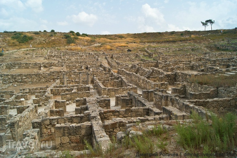 Родос. Руины Камироса / Греция
