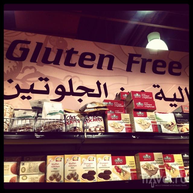 Дубай: здоровое питание / ОАЭ