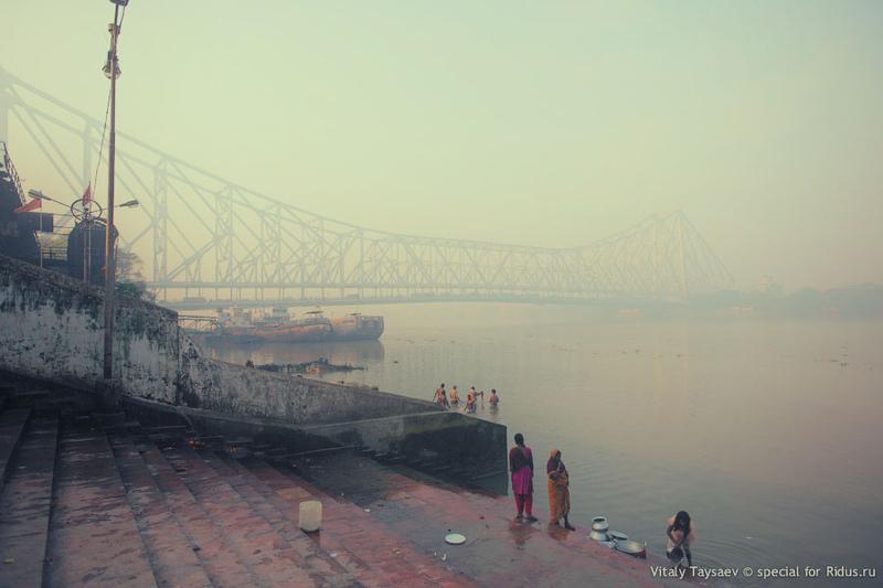 Мост Хаура / Фото из Индии