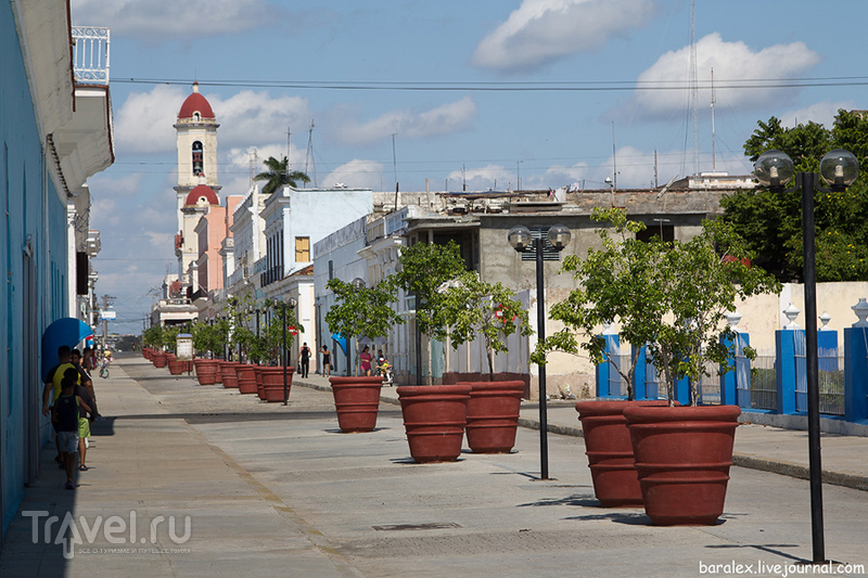 Автопрогулка по Кубе. Сьенфуегос / Куба