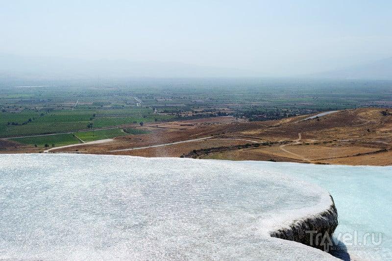 Памуккале - хлопковая крепость / Фото из Турции