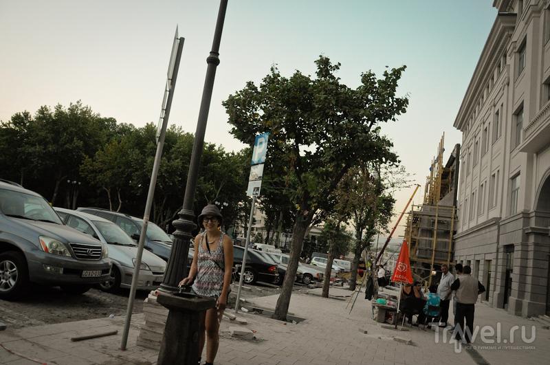 Тбилиси с первого взгляда / Грузия