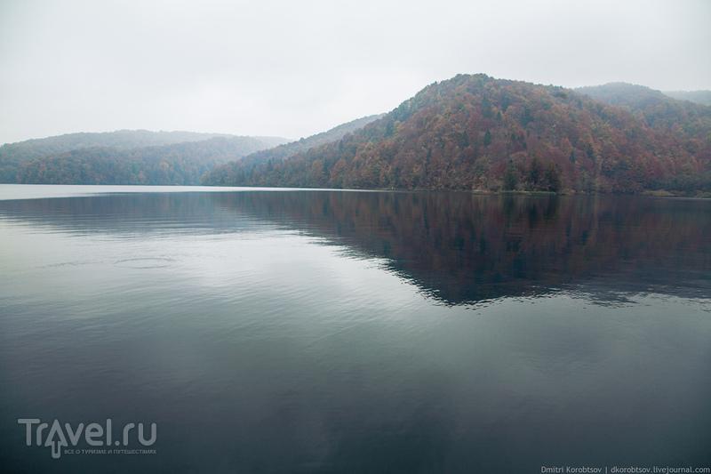 Озеро Козяк в Хорватии / Фото из Хорватии