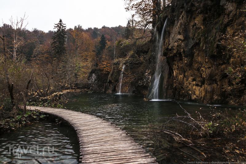 Озеро Галовац в Хорватии / Фото из Хорватии