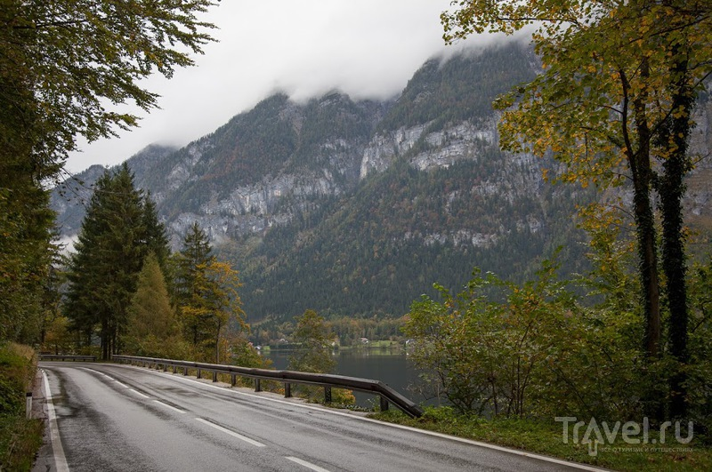 Озеро Халльштеттер-Зе в Австрии / Фото из Австрии