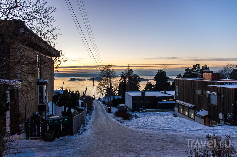 Южный Нурстранн / Фото из Норвегии