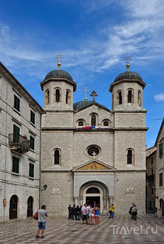 Храм Святого Николы в Которе, Черногория / Фото из Черногории