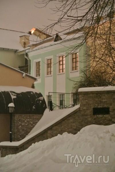 Зимний Минск / Белоруссия