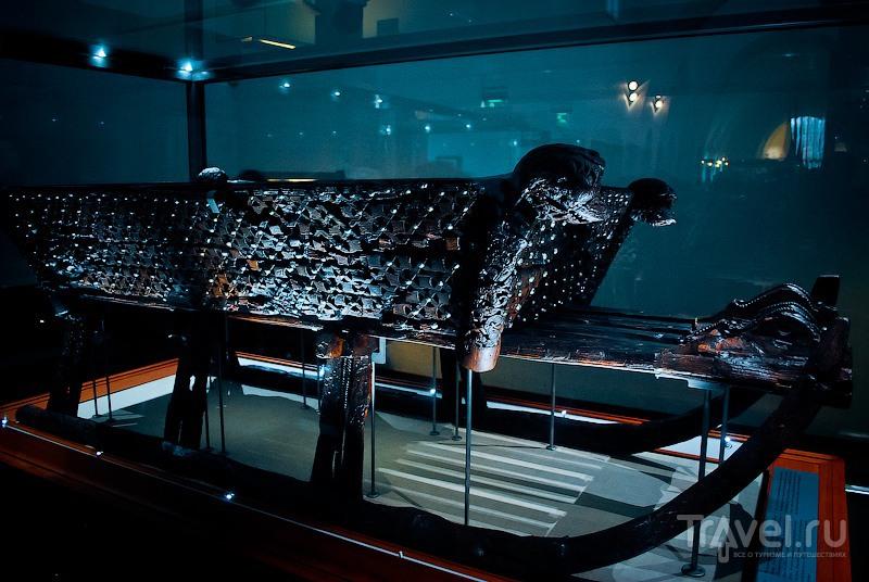 Осло. Музей викингов / Норвегия