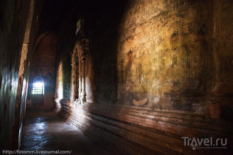 Бирма. Дорога в Баган и первые впечатления / Мьянма