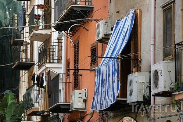 Чефалу (Cefalù). Сицилия / Италия