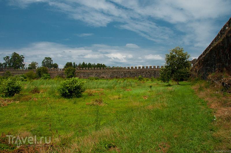 Гонио-Апаросская крепость и Сарпи / Грузия
