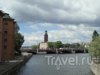 Северная Венеция - Стокгольм / Швеция