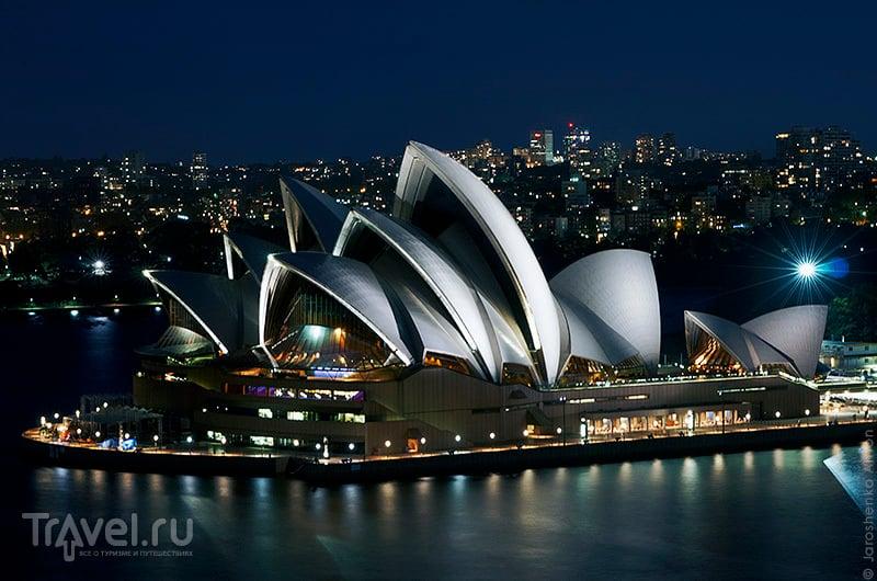 Большое Австралийское Путешествие: Sydney / Австралия