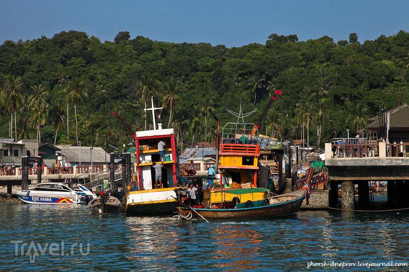 Таиланд. Два дня - пять островов / Таиланд