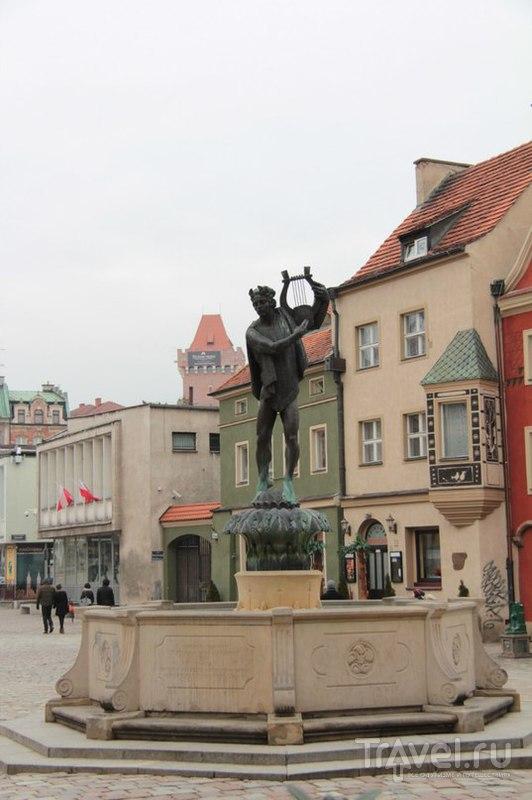 Под Козлами или Старый Город Познани / Польша