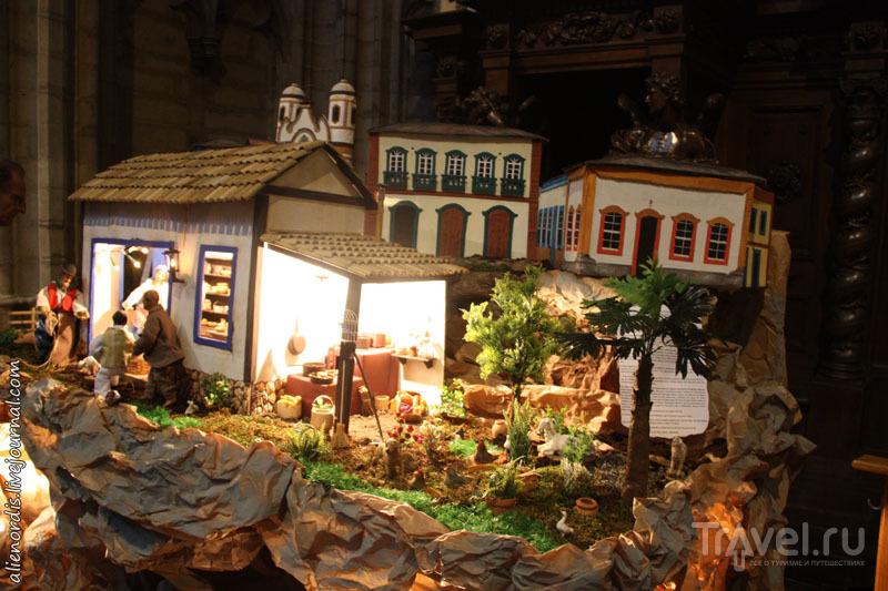 Вертепы из всех уголков мира в Брюссельском соборе / Бельгия