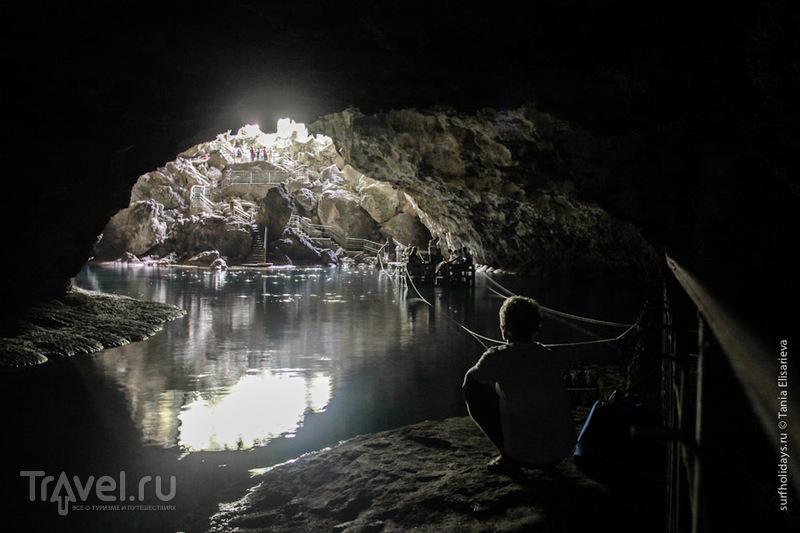 Озера - сеноты, Трес Охос. Доминикана / Доминикана