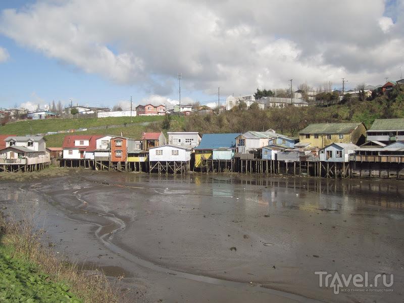 Остров Чилоэ. Чили / Чили