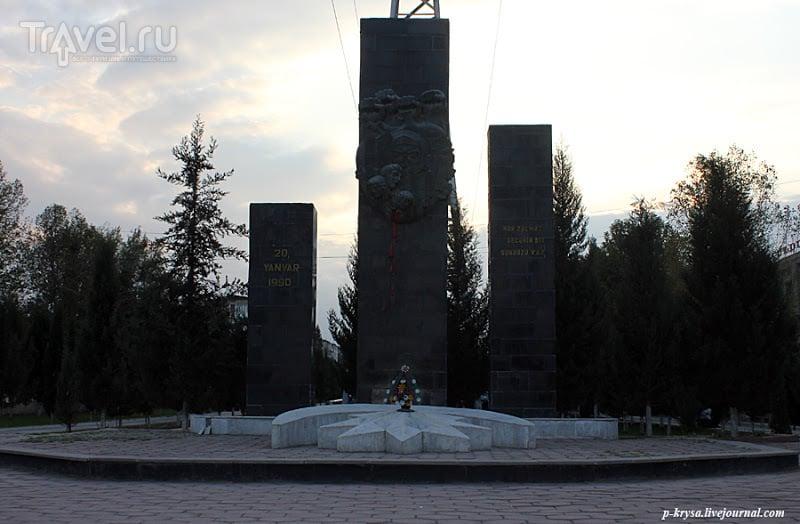 Гянджа - культурная столица / Азербайджан