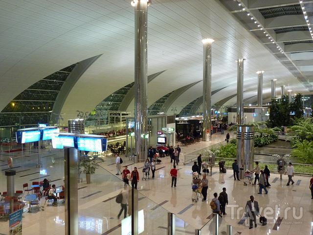 Дубай. Аэропорт / ОАЭ