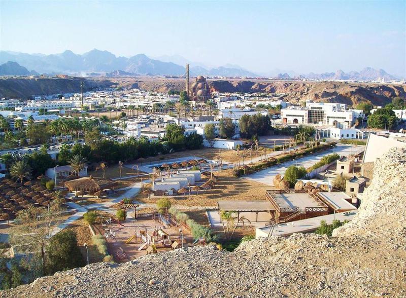 Неизвестный Шарм-эль-Шейх, который назывался Офира / Египет
