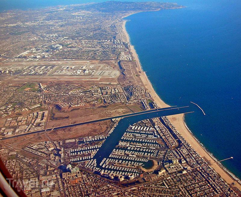 Санта-Каталина, Соленое Море, и мавзолей губернатора в городе Феникс / США
